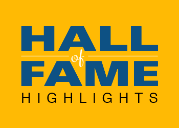Hall Of Fame Induction Highlights