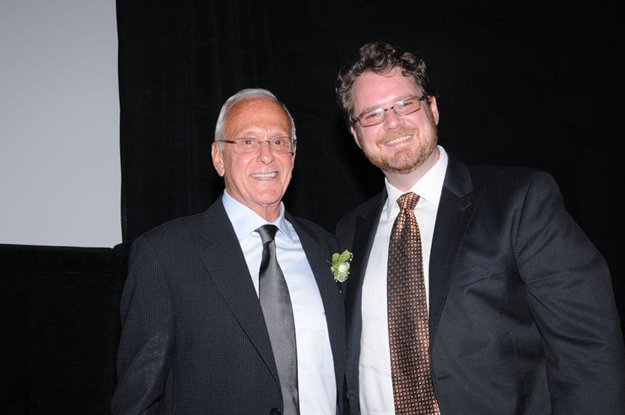 2012 JSHoF Induction Ceremony